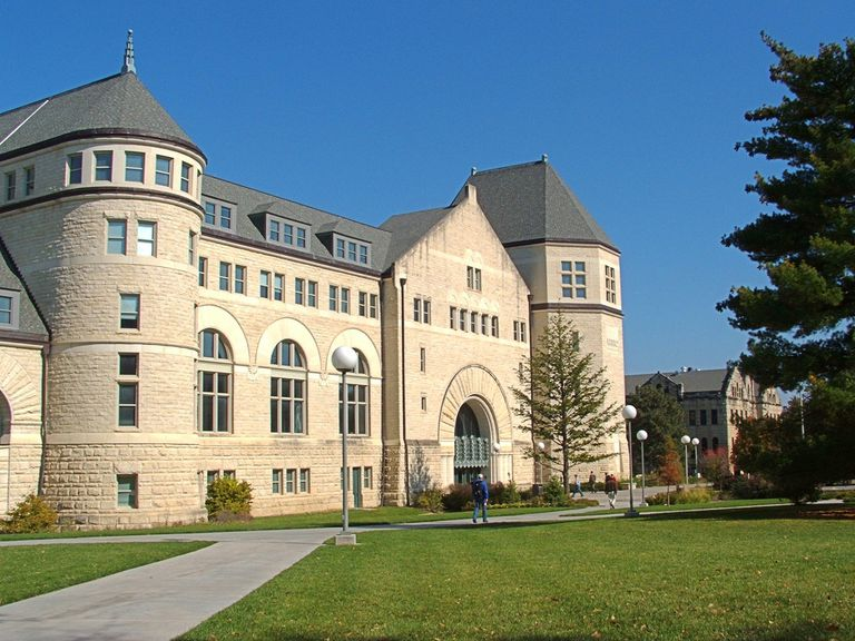 Hale Library at Kansas State University