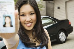 A valid drivers license is an acceptable SAT ID