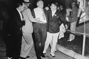 15 February 1933 in Belmont Park