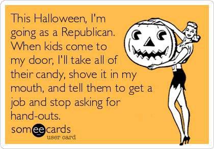 Frightful halloween meme