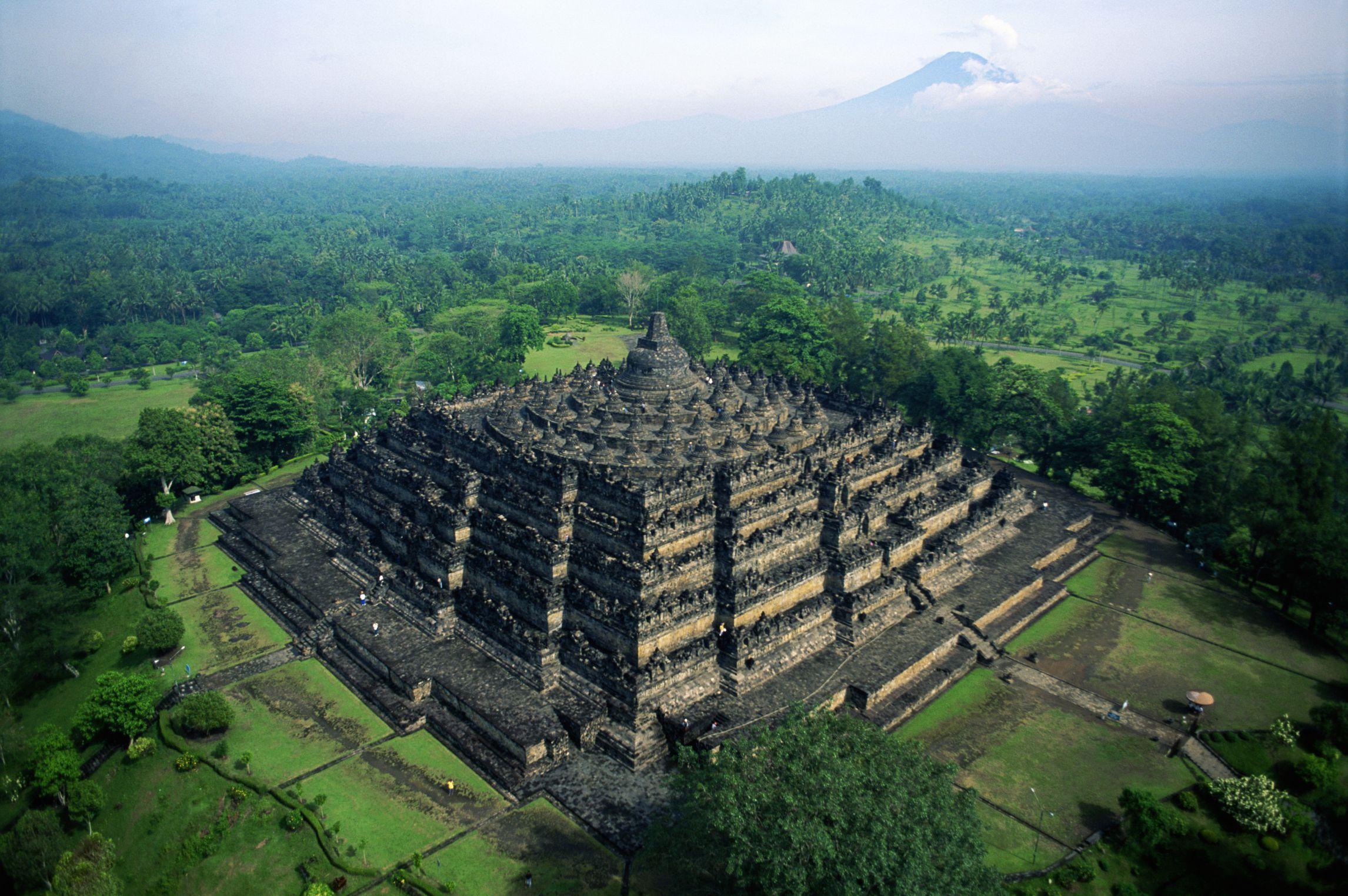 The Shailendra Kingdom of Java