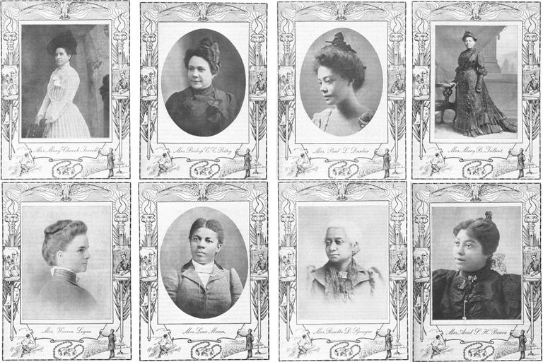 Contributors to Twentieth Century Negro Literature, 1902