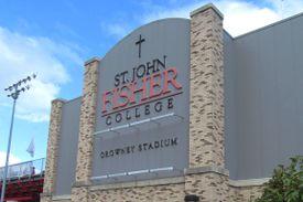 St. John Fisher College Stadium