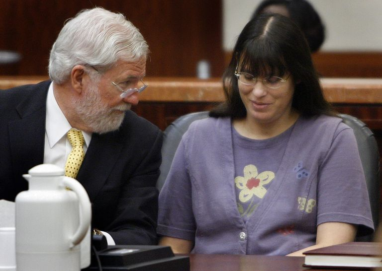 Andrea Yates was found not guilty by reason of insanity