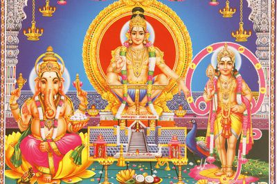 Learn The Intriguing Legend Of The Hindu Ayyappa