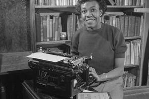 Gwendolynn Brooks, 1950