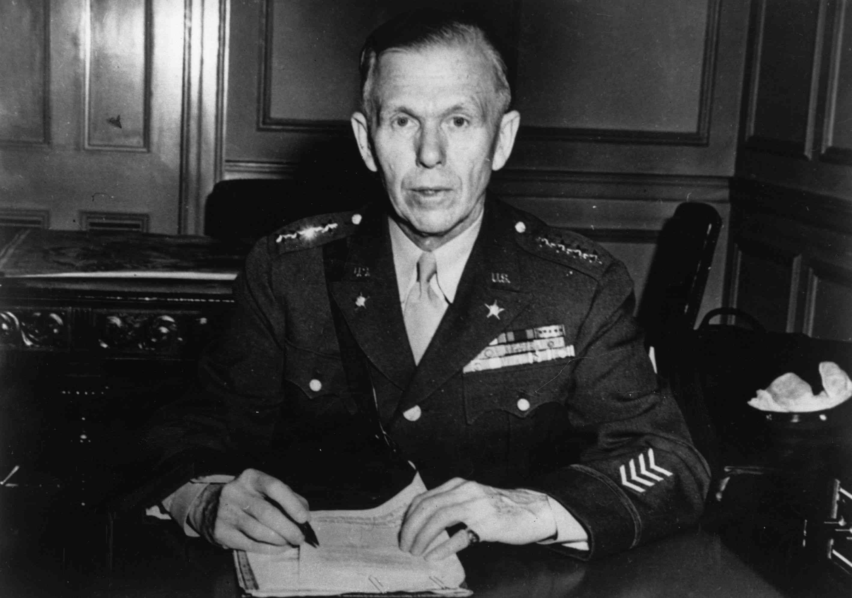 General Marshall