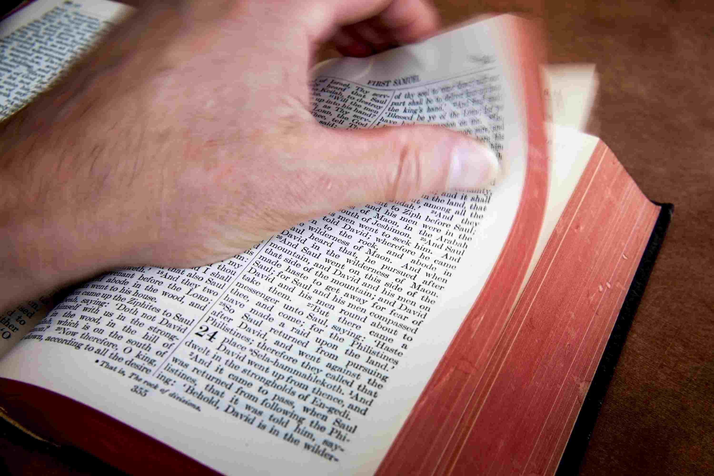 Lenten Scripture Readings - The First Week of Lent