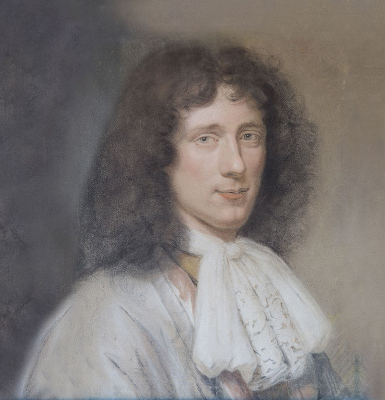 Portrait of Christiaan Huygens (1629-1695)