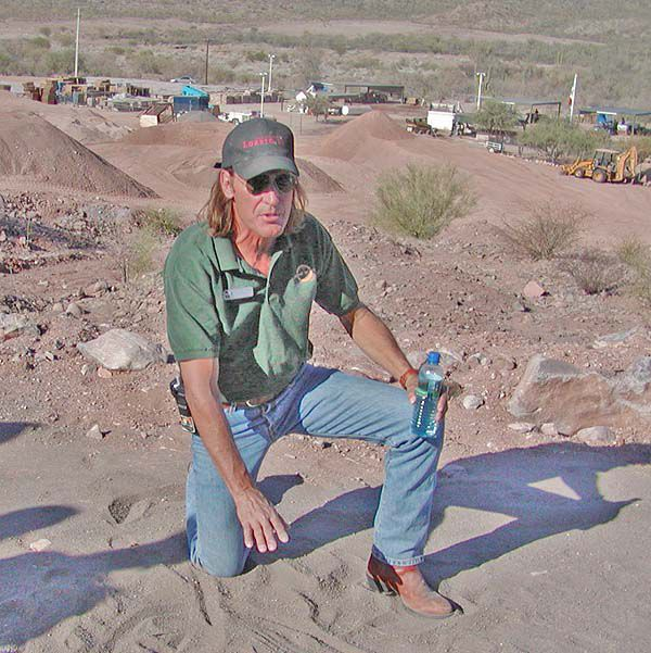 Jim Hallock is director of earth block operations at The Villages of Loreto Bay