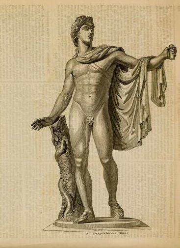 Symbols Of The Greek God Apollo
