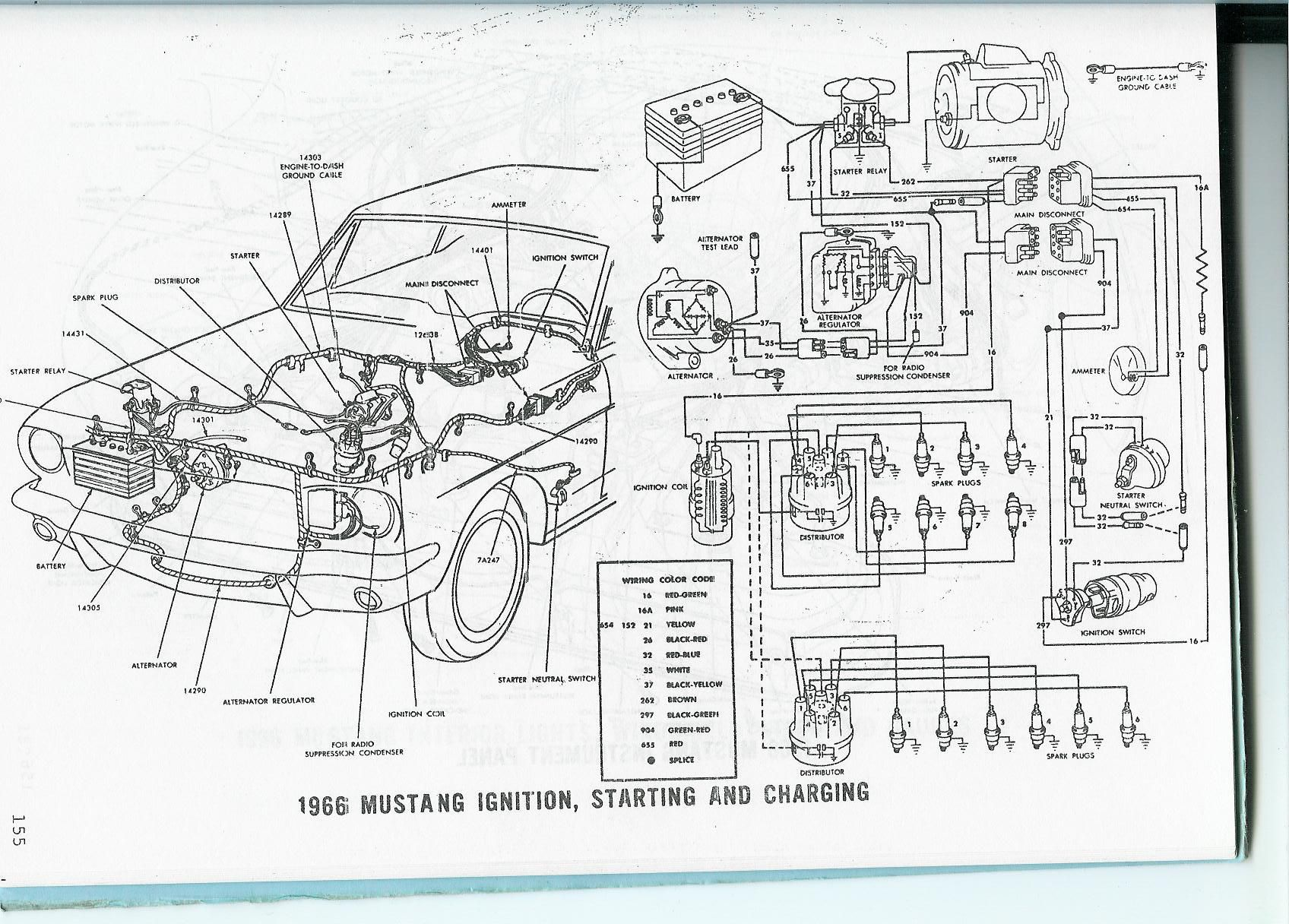 Diagram  Electronic Ignition Wiring Diagram 1975 Ford
