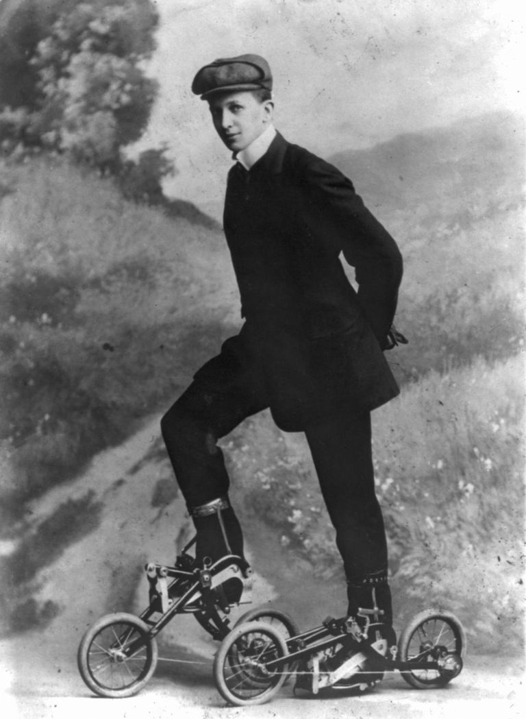 Image result for history of roller skating