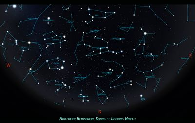 How to Find the Virgo Constellation