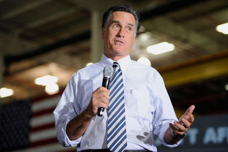 Romney Campaigns With NJ Gov. Chris Christie In Ohio