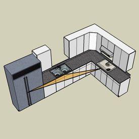 The L-Shaped Kitchen Layout