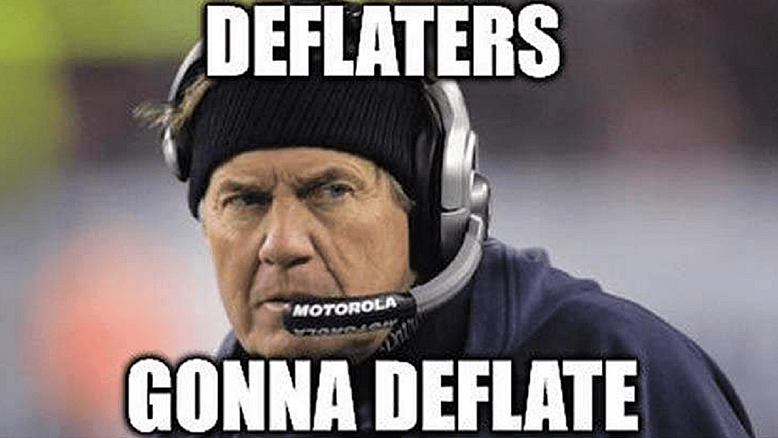 The Best New England Patriots Deflategate Memes