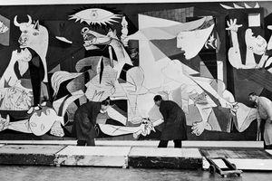 Guernica in Amsterdam