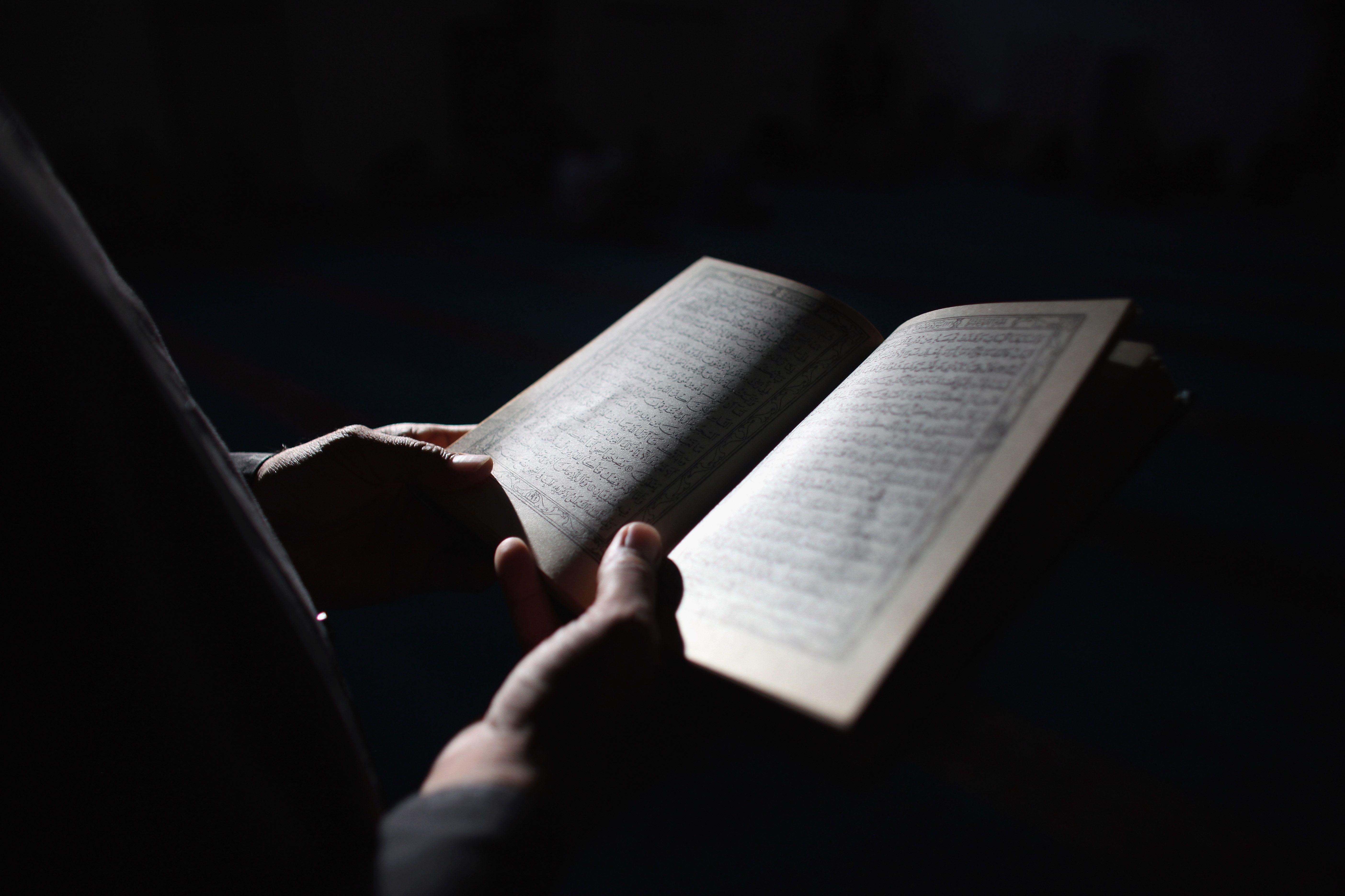 Kiraman Katibin Muslim Recording Angels