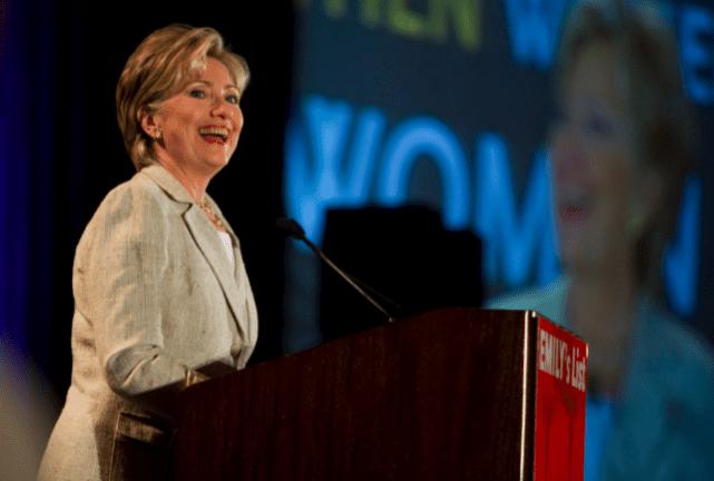 Sen. Clinton at EMILY's List - DNC 2008