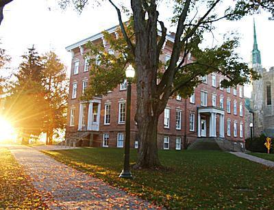 St. Lawrence University - Richardson Hall