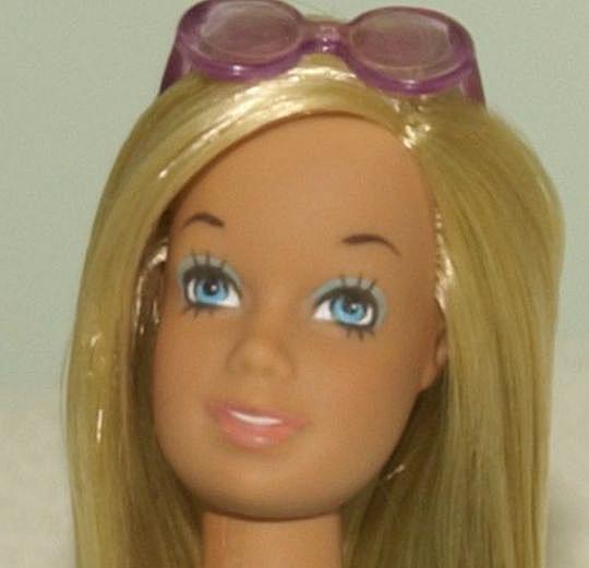 The Smithsonian Barbie Doll