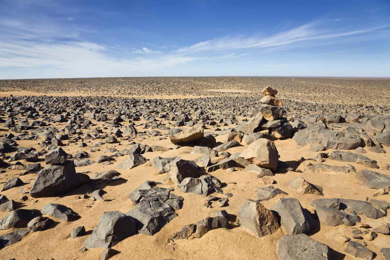Black Desert - Libya