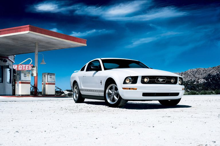 ford mustang 2005 v6 engine