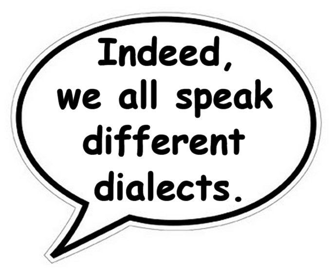 idiolects  definition  discussion  and examples