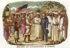Stanley meets Livingstone