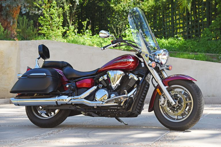 2016 Yamaha Star V-Star 1300 Tourer Review