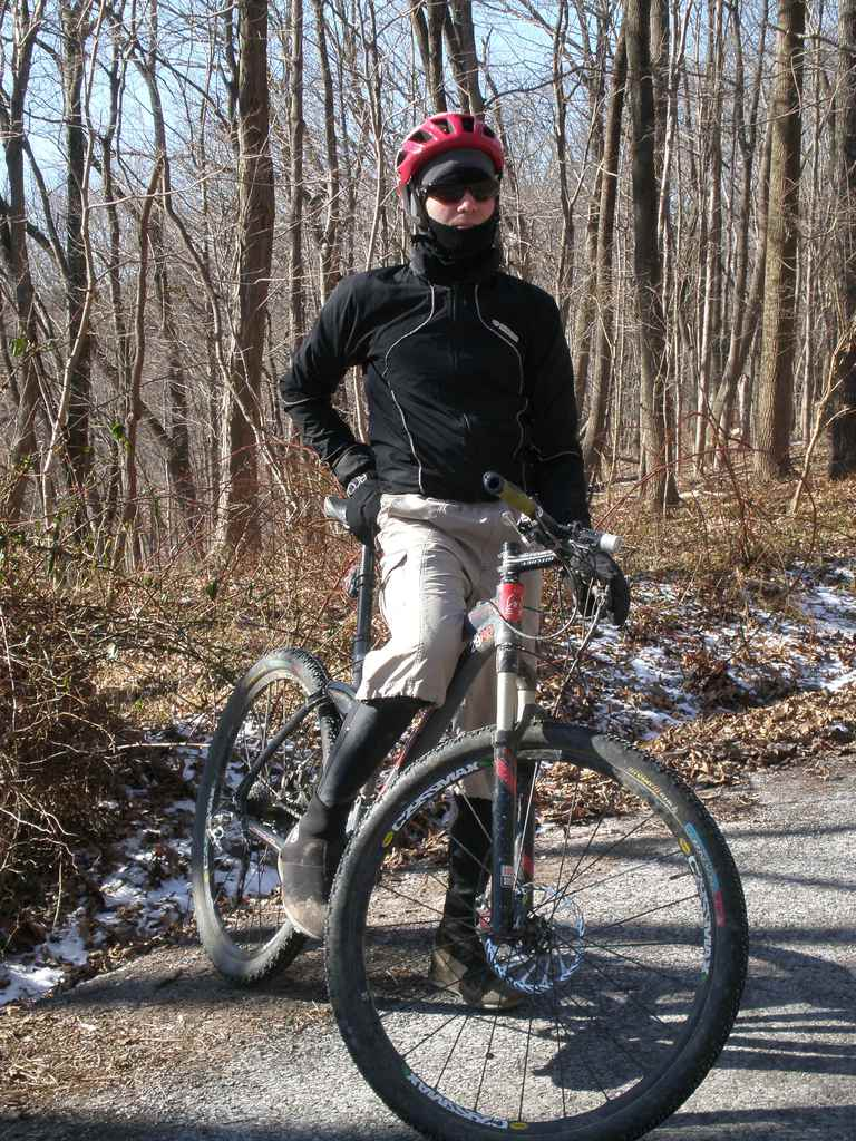 Cycling Clothing for Winter
