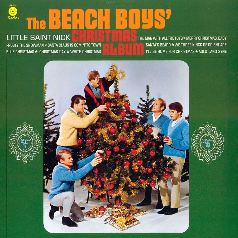 15 Best Christmas Albums of All Time