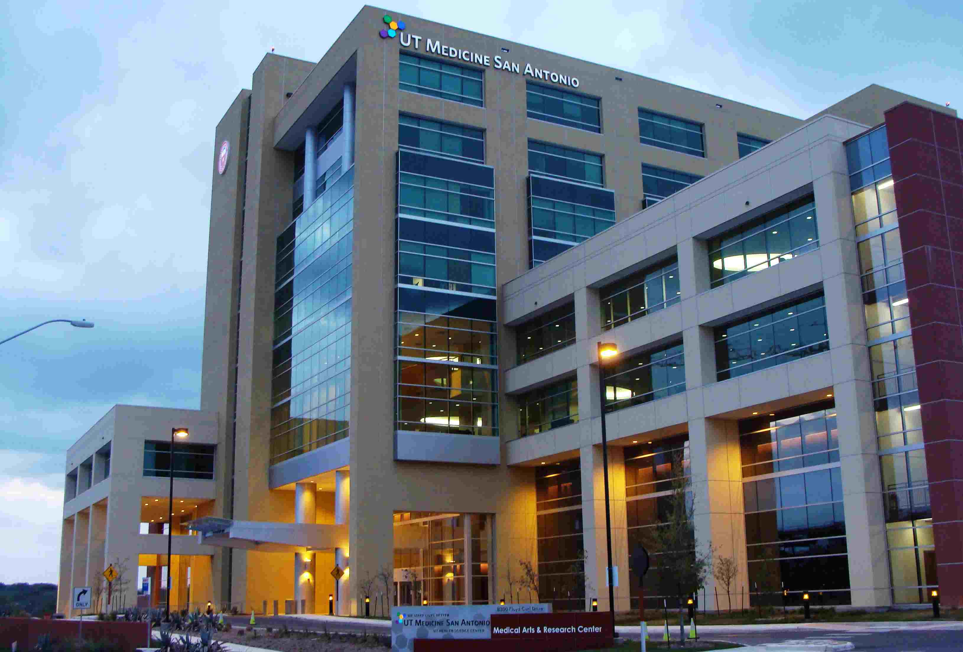 The Medical Arts & Research Center in San Antonio