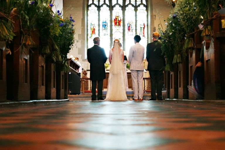 The Call to Worship in Your Christian Wedding Ceremony