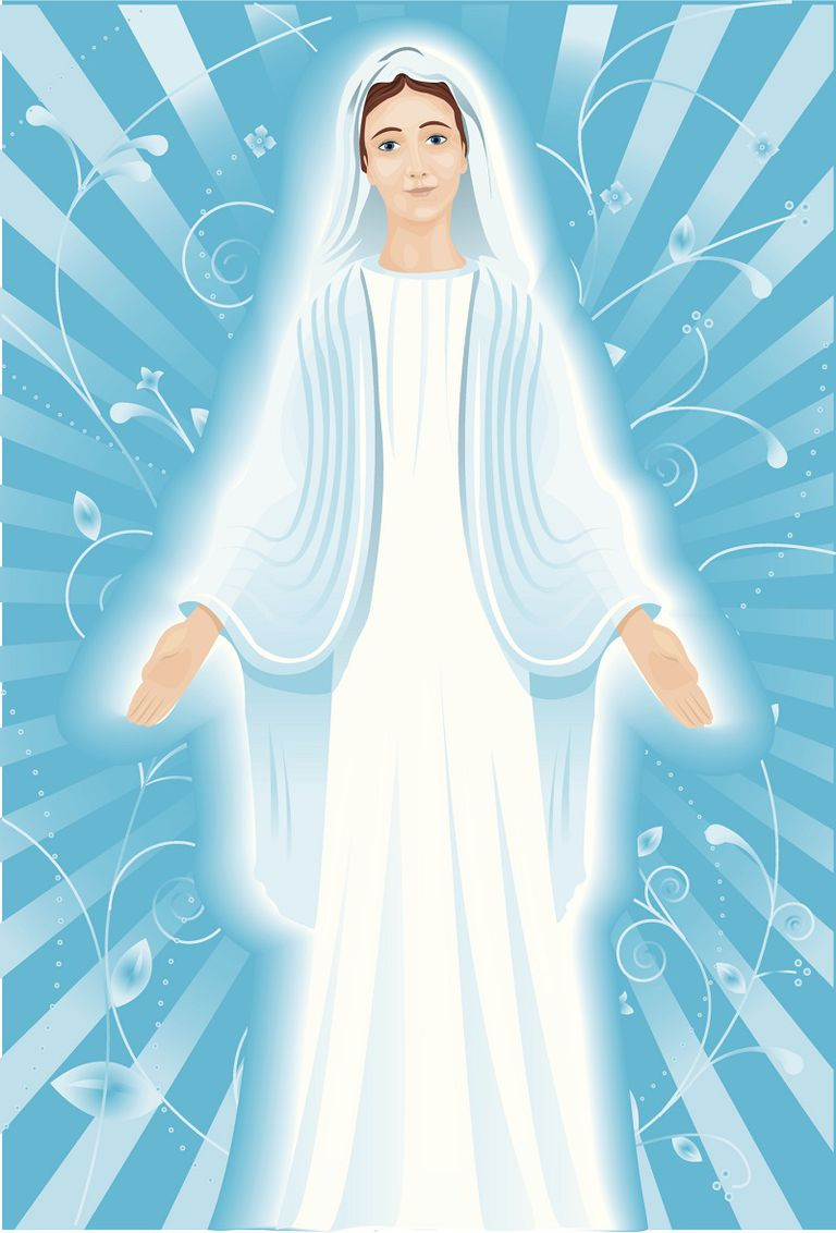 mother mary heart healing relationships angels