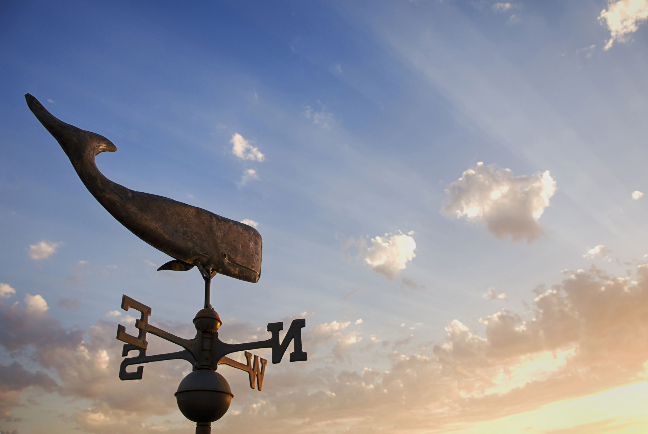 A Brief History of Weather Vanes