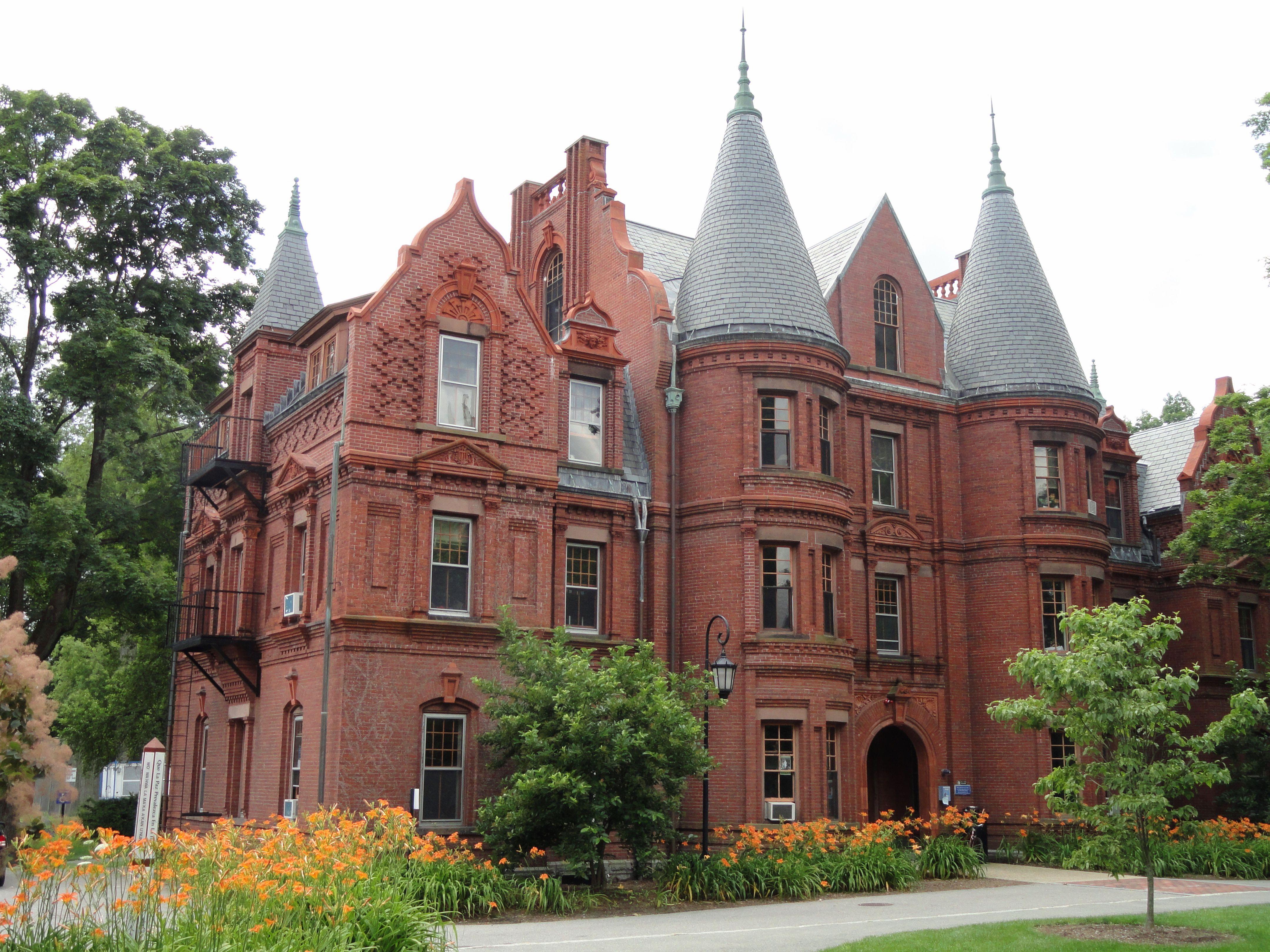 Schneider Center at Wellesley College