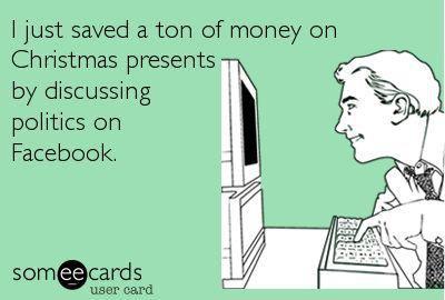 Funny Christmas Memes Poking Fun at Politics