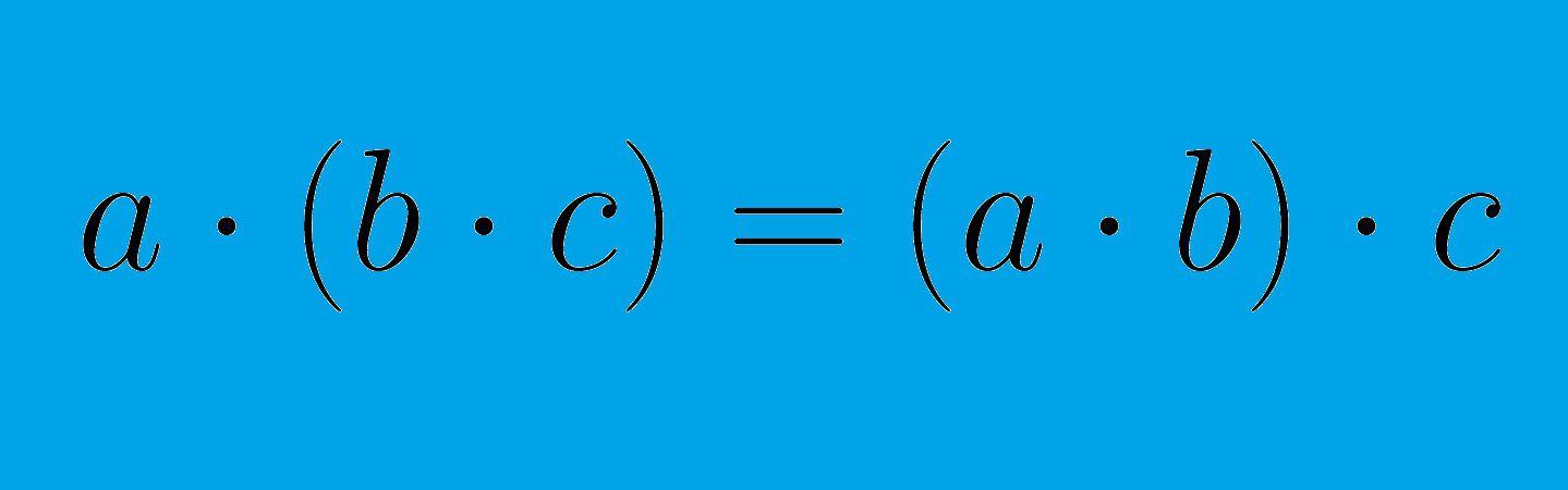 The Associative and Commutative Properties