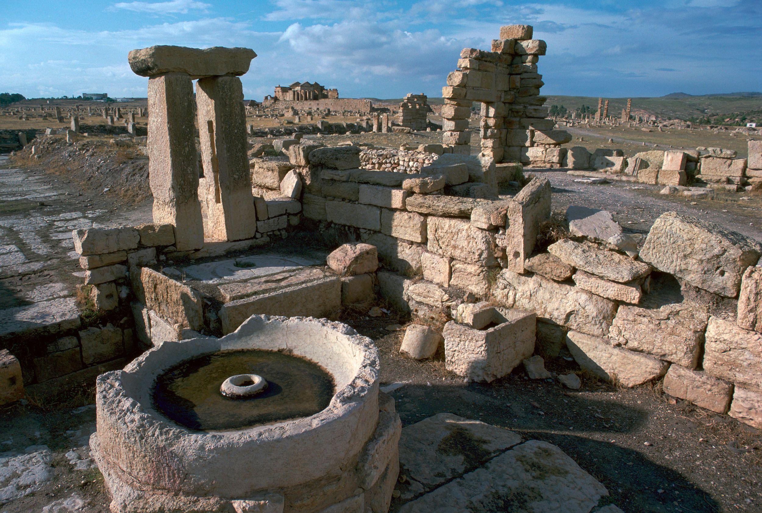 Roman Period Olive Press