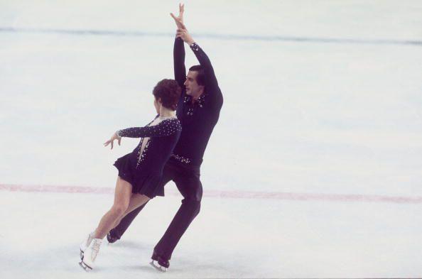 Lyudmila Pakhomova and Aleksandr Gorshkov - 1976 Olympic Ice Dance Champions
