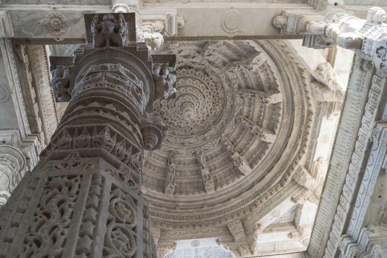 Ranakpur Jain Temple | Rajasthan | India