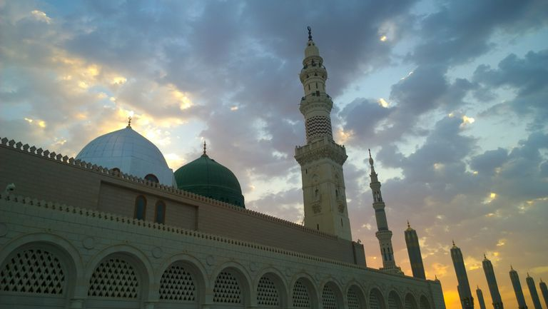 Prophetic Mosque