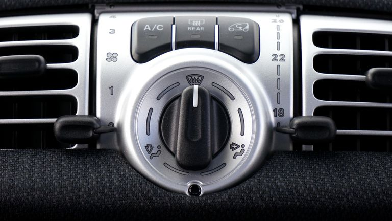 Vehicle air vents