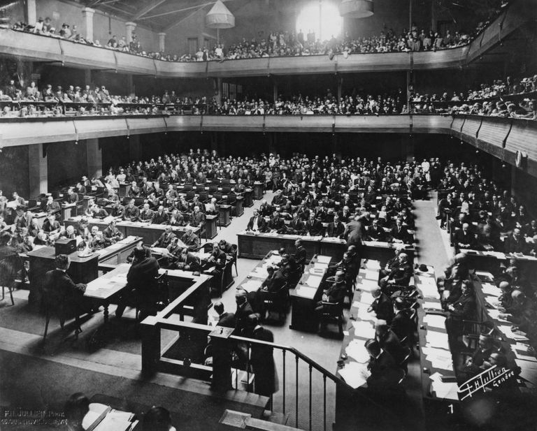 Conference of League of Nations