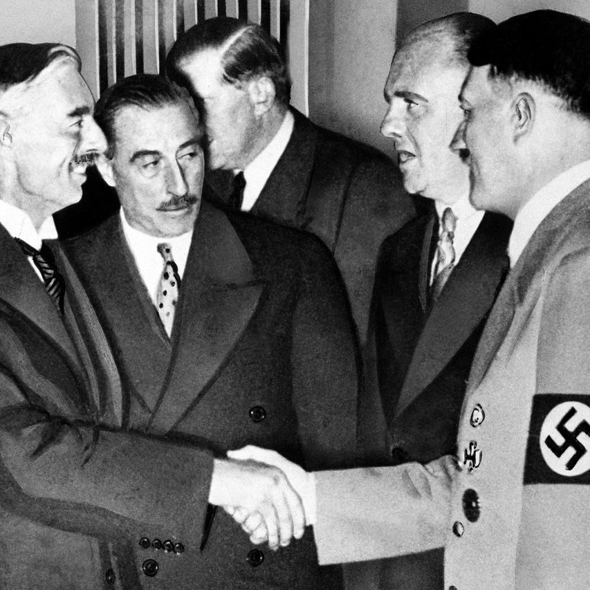 The Munich Conference And Munich Agreement In Wwii