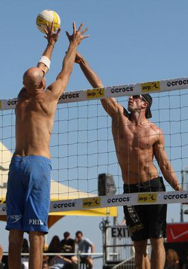 Volleyball Playing