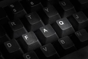 FAQ is an initialism for frequently asked questions.