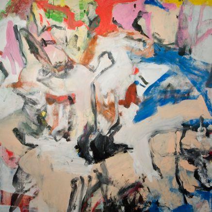 &Kopieren;  2006 Willem de Kooning-Stiftung / Künstlerrechte-Gesellschaft (ARS), New York.  Verwendung mit Genehmigung.